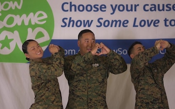 """Show some love"" 