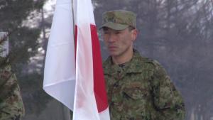 Raising Flags Together Over Yama Sakura 75