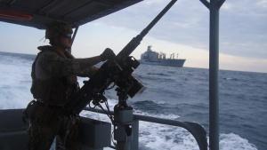 Coastal Riverine Squadron 8: Maritime Security