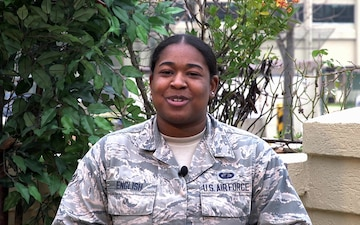 A1C Kayla English