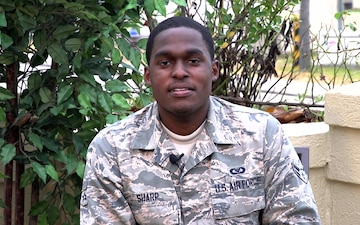 A1C Jamari Sharp