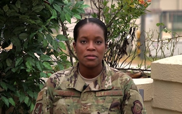 MSgt Brandy Cotton