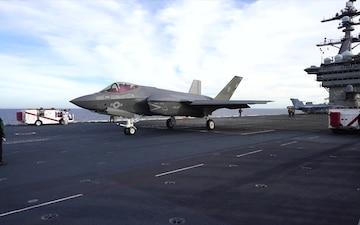 Strike Fighter Squadron 125 Flight Operations