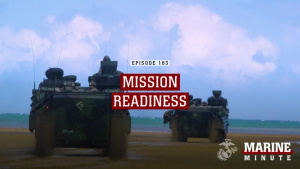 Marine Minute: Mission Readiness