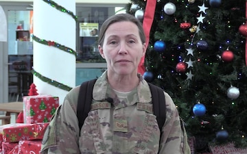 SSgt Cindy Tomlinson Holiday Shoutout