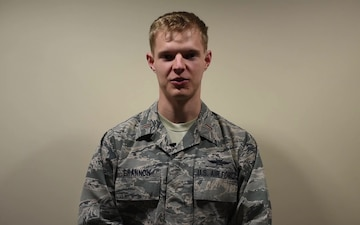 2nd Lt Nathaniel Shannon Holiday Greeting