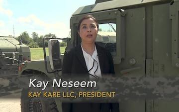 Operation Tech Warrior Participant Spotlight: Kay Kare LLC