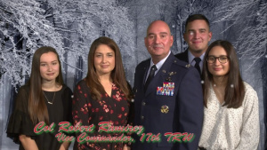 Holiday Greeting: Col. Robert Ramirez