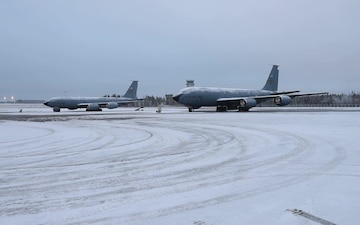 KC-135 on the flight line 02