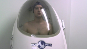377th Medical Group's Newest Bod Pod