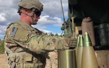 Airborne Artillery compete in 2018 Best of Best Competition