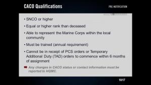 CACO Training Module 2