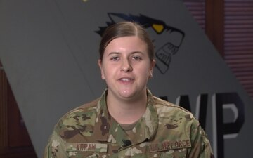 Holiday Greetings 2018 1st Lt Madeline Krpan - Apple Valley, MN