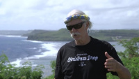 Interview: Mr. Bruce Best, volunteer Island liaison/ radio operator for Operation Christmas Drop