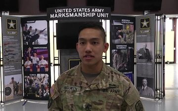Staff Sgt. Kevin Nguyen's Army Shout-out to Westminster, CA