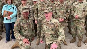 DC-NY Army Medical Recruiting Holiday Shoutout