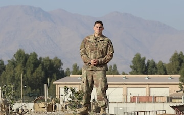 Colts Shout out - Spc. Anthony Hibbs
