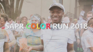 Dover AFB Color Run