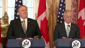 U.S. – Canada 2+2 Ministerial Joint Press Availability