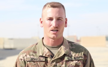 Sgt. Dustin Jones