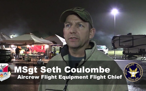 136th Airlift Wing Makes Camp Mabry BBQ Contest Debut