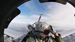 122nd FW Blacksnakes pilot takes flight during Guardian Blitz II