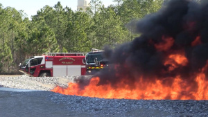 Fire Research and Training Facility Provides Realistic Firefighter Training