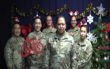KFOR 25 Mulit-National Battle Group-East (MNBG-E), 29th Infantry Brigade Combat Team (IBCT) S4 Holiday Shout-Out