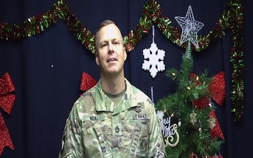 Sfc Jeffrey Neal Holiday Shout-out to Texas