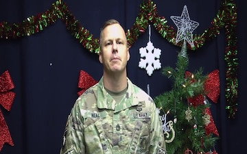 Sfc Jeffrey Neal Holiday Shout-Out to Florida