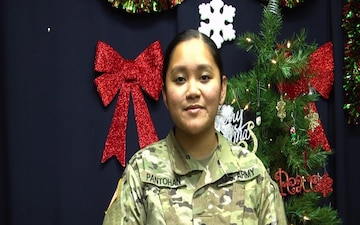 Spc Anna Marie Pantohan Holiday Shout-Out