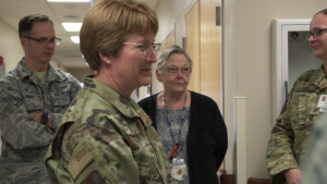 Air Force Surgeon General Visits Luke AFB