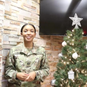 4th ESC HHC Commander Holiday Message 2018