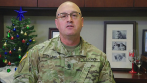 CSM Ted L. Copeland Holiday Message