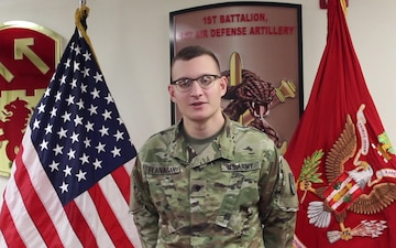 Specialist Cody Flanagan
