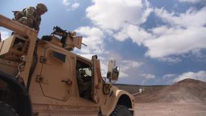 Range Time with Task Force Alamo