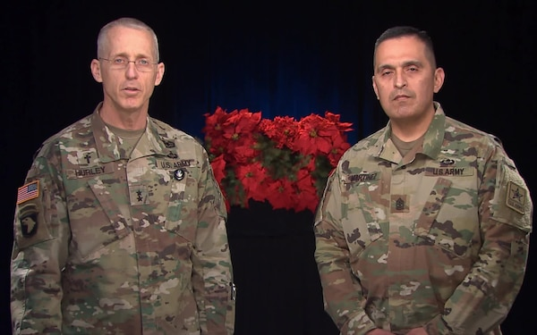 Chief of Chaplains Office Holiday Message 2018
