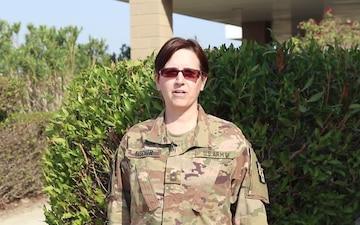 Sgt. 1st Class Sara Fischer