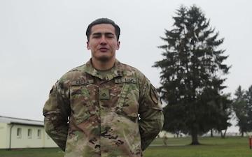 Pvt. 1st Class Guillermo Garcia