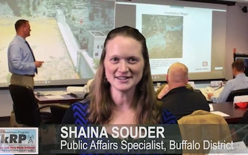 Buffalo District's awards, training and mentorship piece of the Great Lakes and Ohio River Division's Workforce Readiness Program