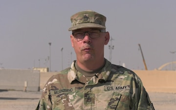 Sgt. 1st Class James Valenziano