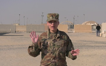 1st Lt. Polina Washington