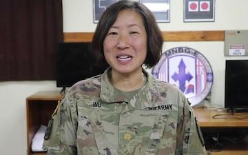 Maj. Donna Wu