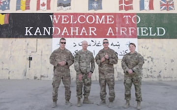 Massachusetts ANG Shoutout - Kandahar