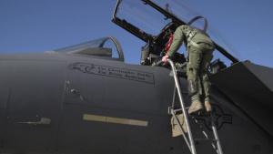 F-15E Weapons School Integration
