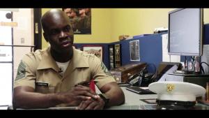 (No graphics) Underdog to Devil Dog | future Marine battles personal adversity