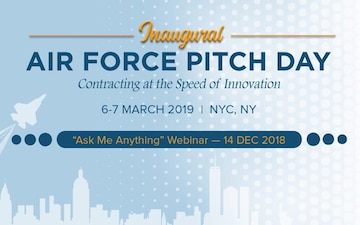 AF Pitch Day - Ask Me Anything Webinar #1