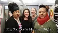 Huntsville Center 2018 Holiday Greetings!