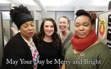 Huntsville Center 2018 Holiday Greetings!