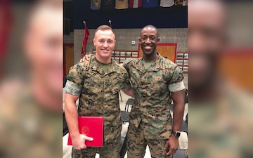 Beaufort, S.C. natives return home to work as Series Commanders on MCRD Parris Island